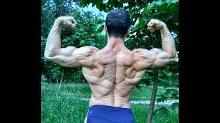 Как закачать мышцами худые лопатки? Лучшее упражнение.