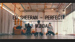Download Lagu Ed Sheeran - Perfect | Dance Cover | Raj Mondal Choreography | Groove & Graph 2.0 Mp3