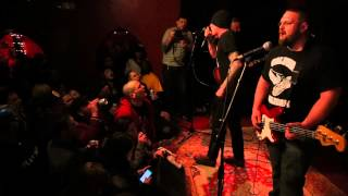 Yellow Stitches - Broken Bottles @ Middle East (Upstairs), Cambridge, MA - March 7, 2015