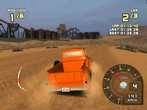 ford racing 2 for pc with my car : ford f-100 56'