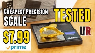 TESTED: Cheapest Precision Scale on Amazon, Good or Bad?