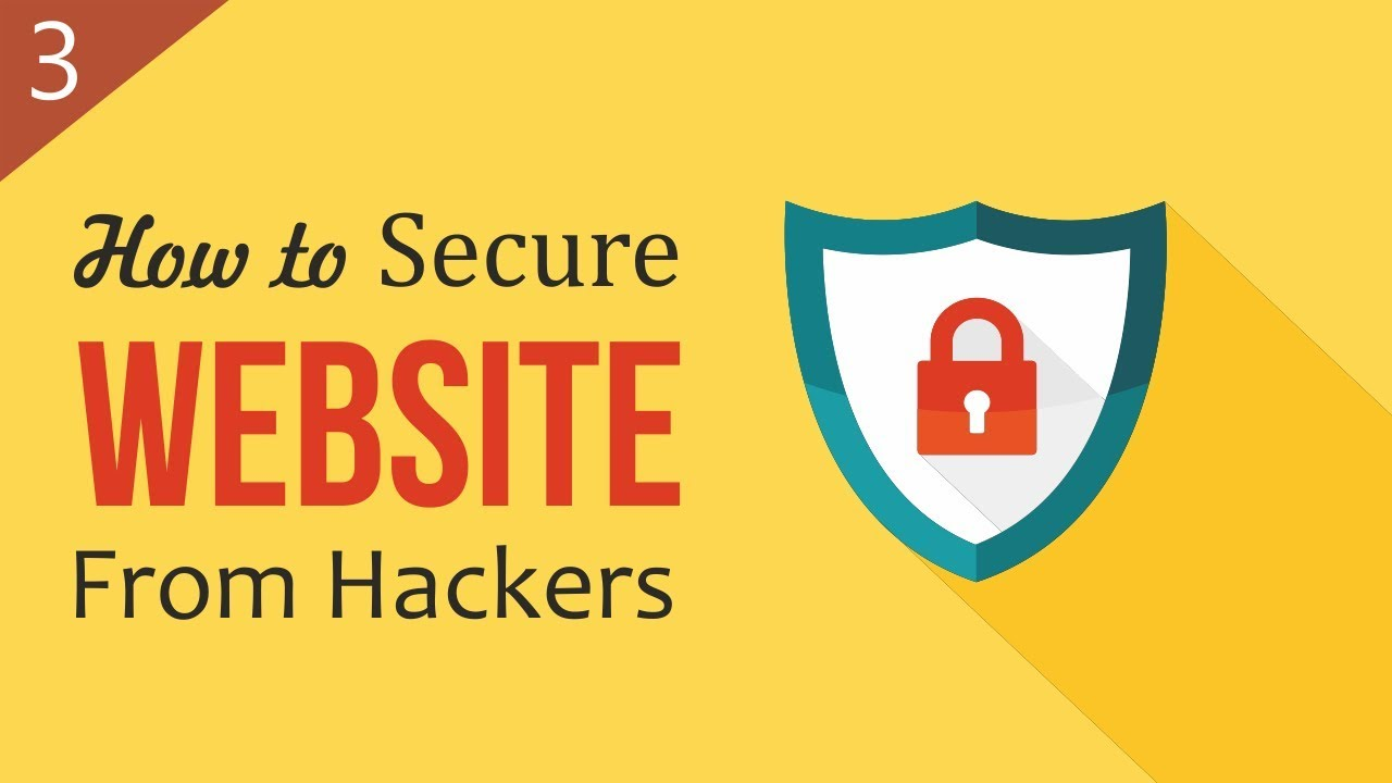 How to Secure Your WordPress Website from Hackers & Attacks using iThemes Security - 2018 Tutori