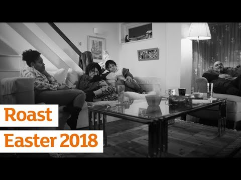 Easter Your Way Roast   Sainsbury's Ad   Easter 2018