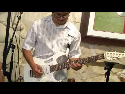 Europa performed by local artist Jose Alvarez Dall