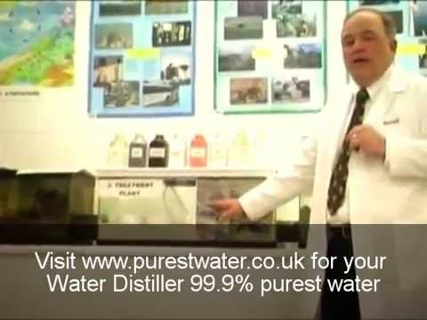 "Distilled Water vs Filtered Water vs Bottled ""The Truth"" The Journey of Water Documentary"