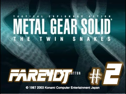 [FR HD] Metal Gear Solid the Twin Snakes - le chef du DARPA - Ep. 2 Walkthrough / Let's play