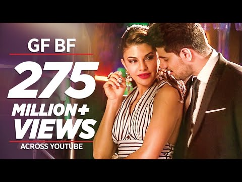GF BF VIDEO SONG | Sooraj Pancholi, Jacqueline Fernandez ft. Gurinder Seagal | T-Series streaming vf