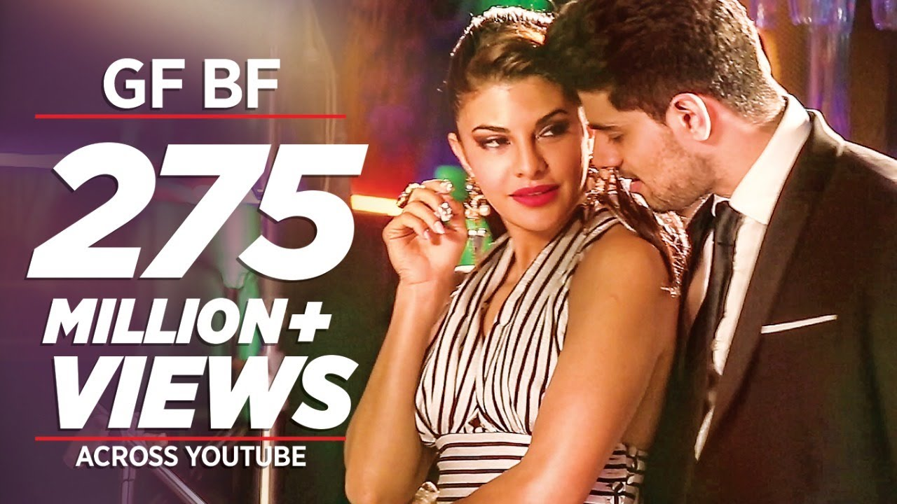 GF BF VIDEO SONG | Sooraj Pancholi, Jacqueline Fernandez ft  Gurinder  Seagal | T-Series