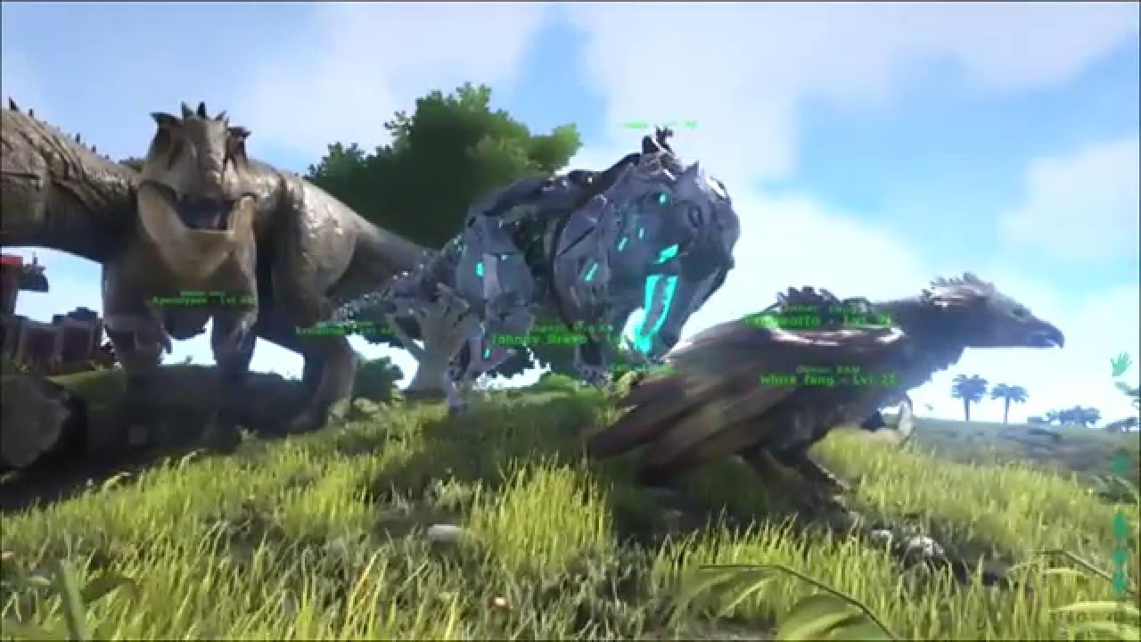 <b>ARK Survival Evolved</b> PC Game Free DownloadPC Games Center