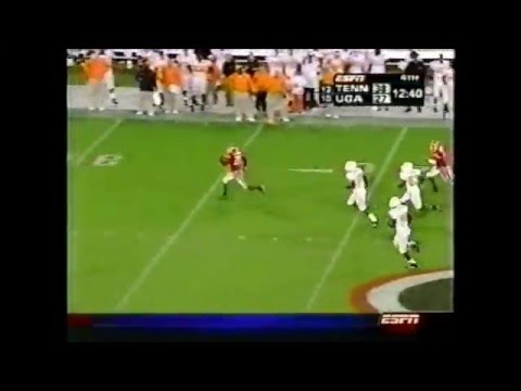 Thomas Brown College Highlights from UGA