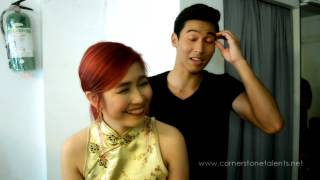 Yeng Constantino - Chinito (Behind the scenes)
