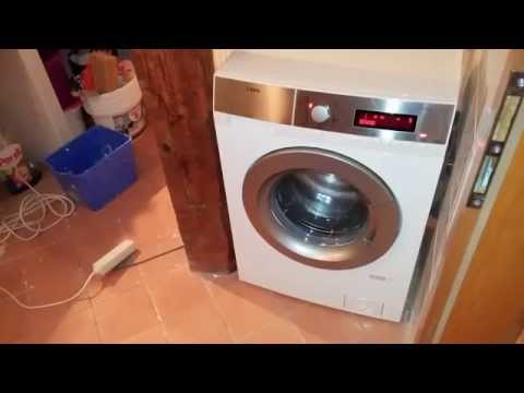 [Test] Pracka AEG Lavamat 85470SL / washing machine