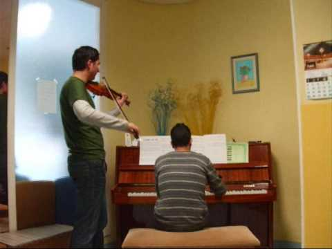 Twilight and mist - Piano / Violin