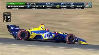 Fast Forward: 2018 INDYCAR Grand Prix of Sonoma