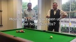BT Local Business Norwich Testimonial On Just Norfolk Jobs