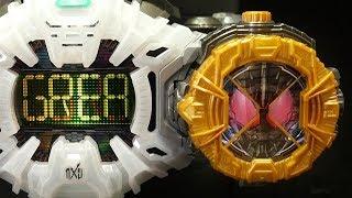 仮面ライダージオウ 【DXグリスライドウォッチ】 Kamen Rider Zi-O Ziku-Driver 【DX Grease Ride Watch】