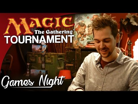 Magic: The Gathering Kaladesh Tournament - Lewis v Tom (FINAL)