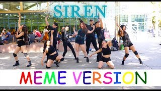 [K-pop in Public Challenge] SUNMI (선미) - Siren(사이렌) Full Dance Cover by SoNE1