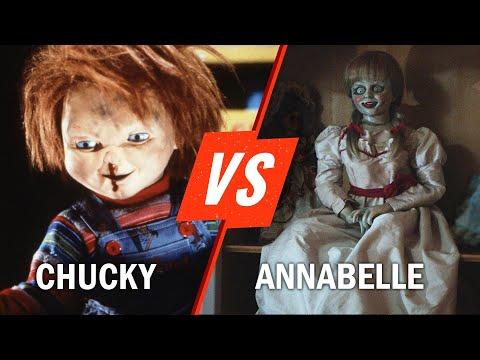 Chucky vs. Annabelle: Who Wins the Ultimate Murder Doll Showdown?