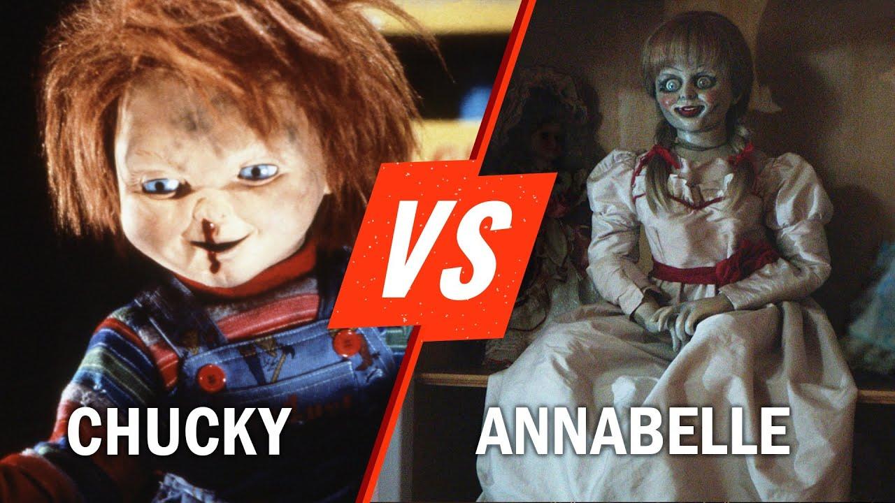 Chucky vs. Annabelle | Rotten Tomatoes