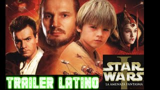 Star Wars: La Amenaza Fantasma Trailer Latino (1999)