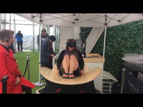 The Shard Virtual Reality Slide