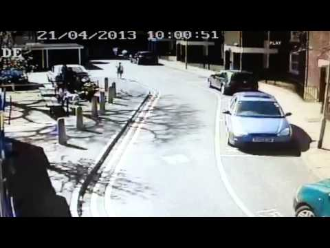 PitBull attacks little girl in London