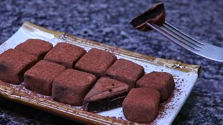Condensed Milk Chocolate Truffles Only 2 Ingredients Recipe