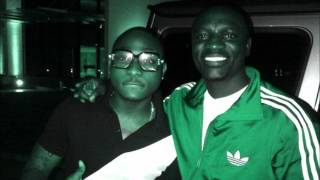 vuclip Davido Ft Akon - Dami Duro Remix (NEW 2012)