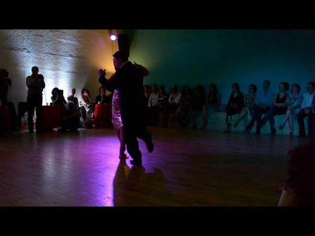 Festival Tango Avignon 2018 - Pao y Leo