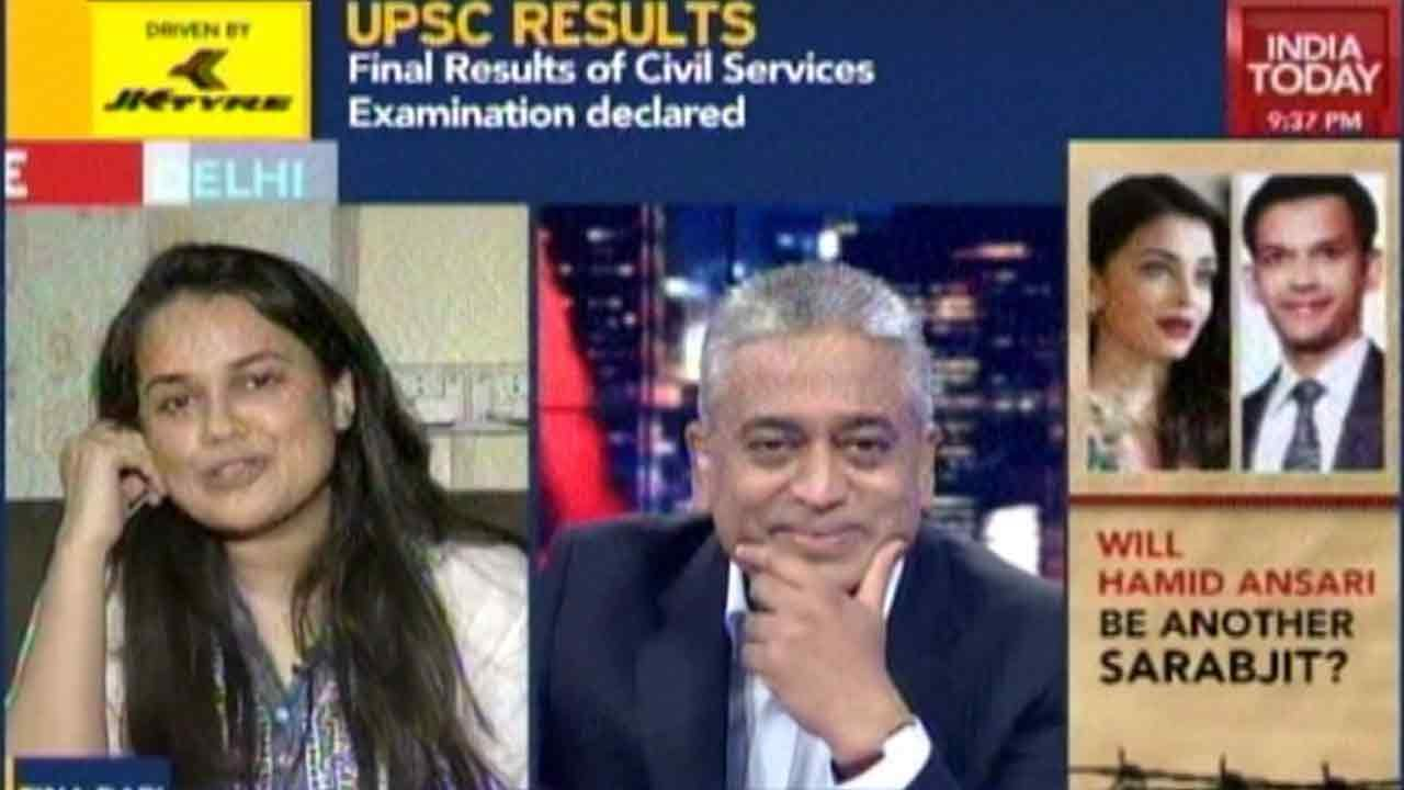 Tina Dabi Tops All India Civil Service Exam & Athar Amir Backs Second Rank