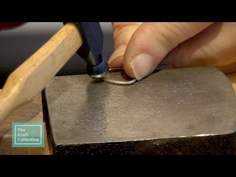 Silver Jewellery Making Demo with Sinead O'Connor