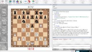 Шахматы. Разбор партий. Итальянская защита (Олеся белыми). Урок 06 (часть 2)