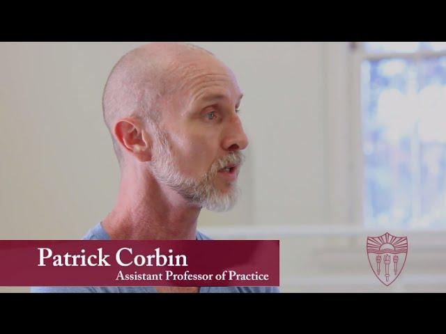 Patrick Corbin Dancer