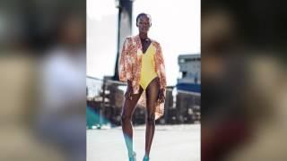 We get to know Nigerian-born model, Adeola Ariyo