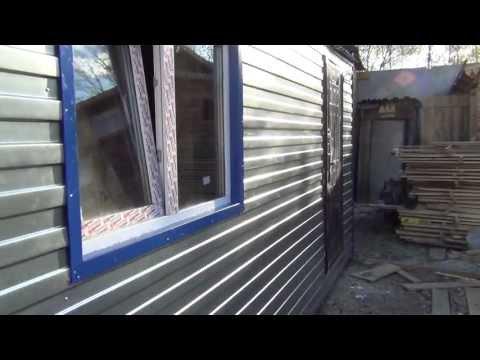 бытовки, строительные вагончики 6000 тыс руб. за 1 кв.м.