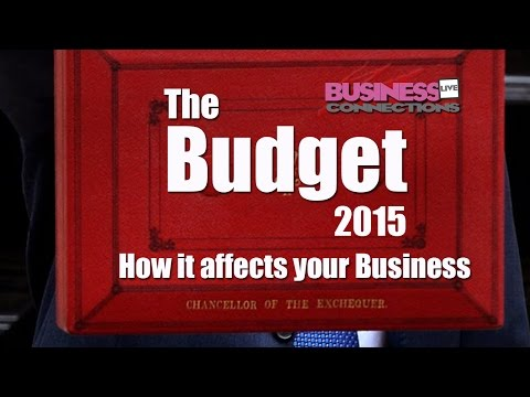Budget 2015. How it Affects Your Business BCL77