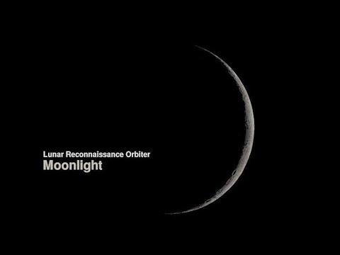 Moonlight (Clair de Lune) updated 4K version