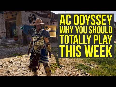 Assassin's Creed Odyssey DLC - New Quest OUT NOW & Easily Get Sun Hat This  Week (AC Odyssey DLC)