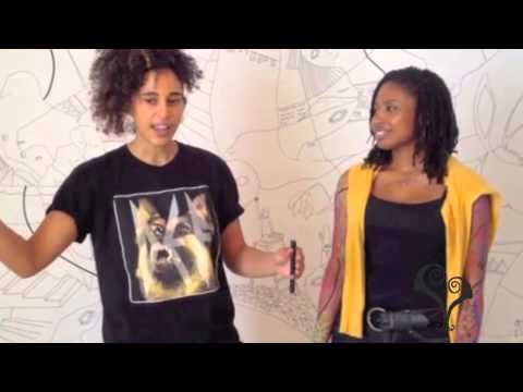 Download Youtube: Live Unchained Shantell Martin Interview