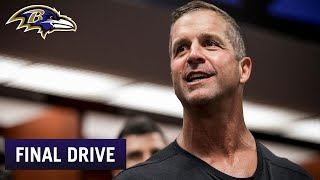 Recapping Coach Harbaugh's Remarkable Year | Ravens Final Drive