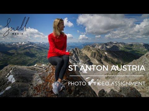 St Anton Austria TRAVEL Vlog