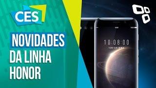 6X, 8 e Magic: As novidades da linha Huawei Honor - CES 2017 - TecMundo
