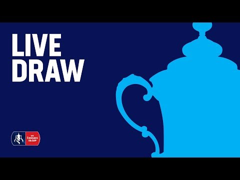 The Emirates FA Cup 3rd Round Draw LIVE | Emirates FA Cup 2018/19