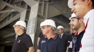 Russia 2018 Magazine: LOC Operational Planning Tour Part 2