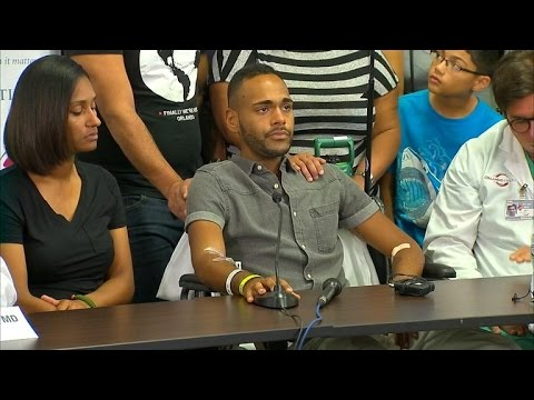Survivor of Pulse nightclub shooting still relives the unthinkable