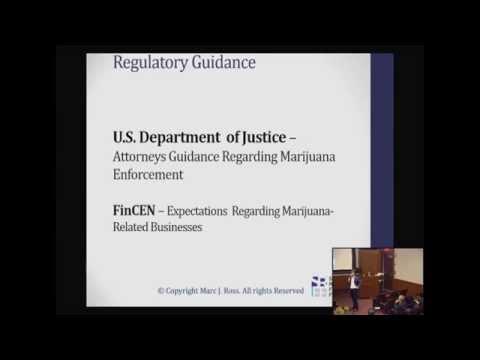 Babson Cannabis Symposium -- Marc Ross