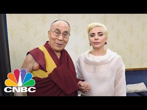 Lady Gaga Meets Dalai Lama, Gets Banned By China