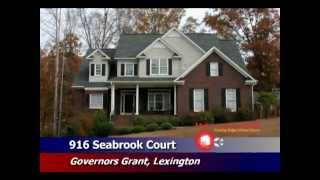 Lexington SC Home For Sale - 916 Seabrook Court - Governors Grant Neighborhood