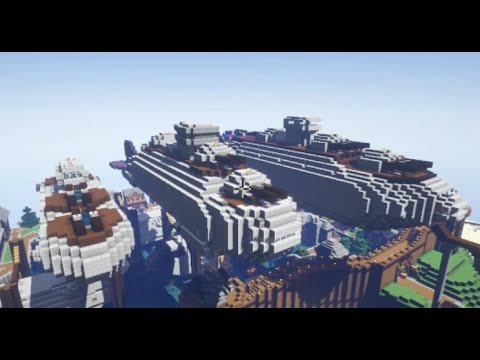 Minecraft Warship Tutorial: Advanced Turrets And Wiring
